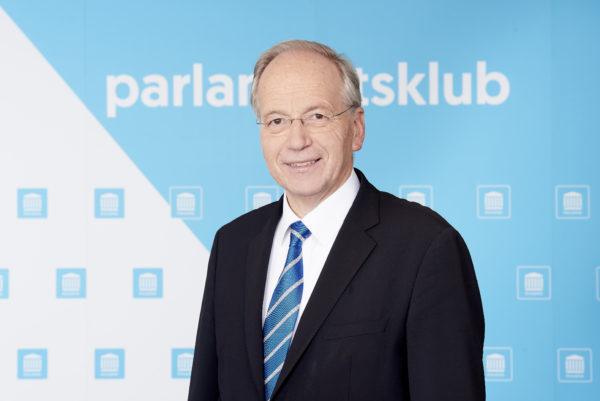 Univ.-Prof. Mag. Dr. Rudolf Taschner- Foto: Sabine Klimpt
