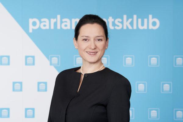 Dr. Gudrun Kugler- Foto: Sabine Klimpt