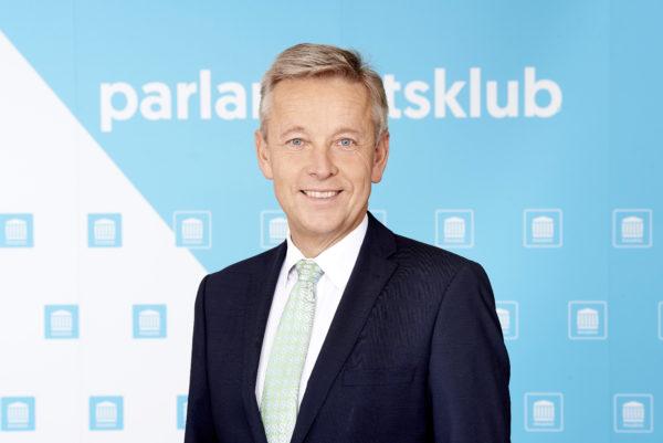 Dr. Reinhold Lopatka - Foto: Sabine Klimpt