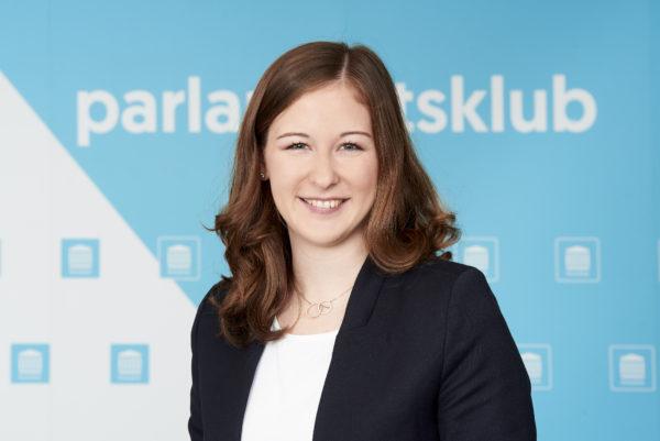 Claudia Plakolm - Foto: Sabine Klimpt